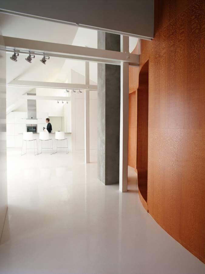 TOWARDS KITCHEN - B-Loft - SPOL Architects