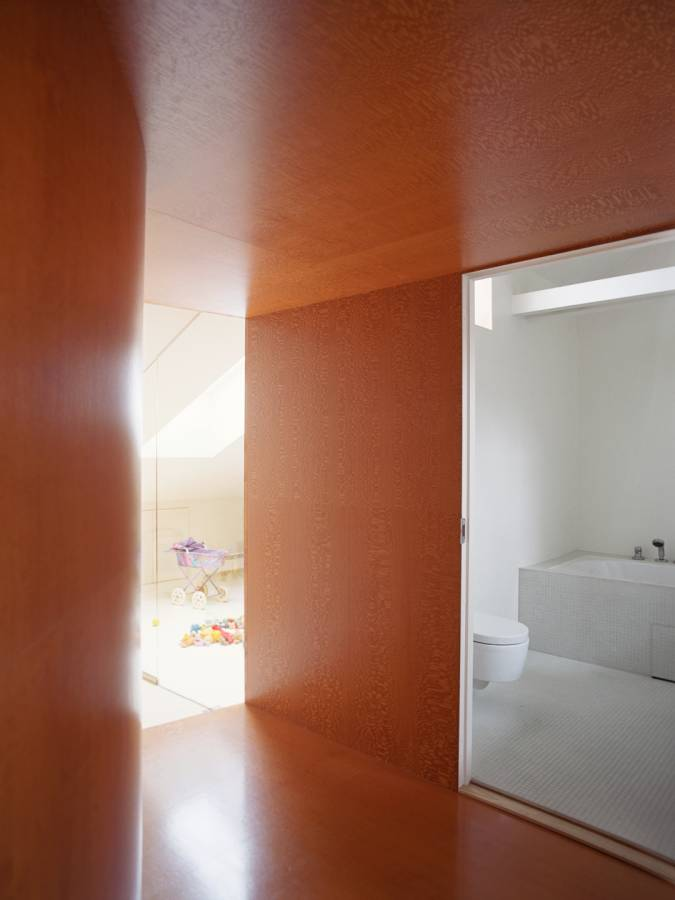 BATHROOM IN VIOLIN - B-Loft - SPOL Architects