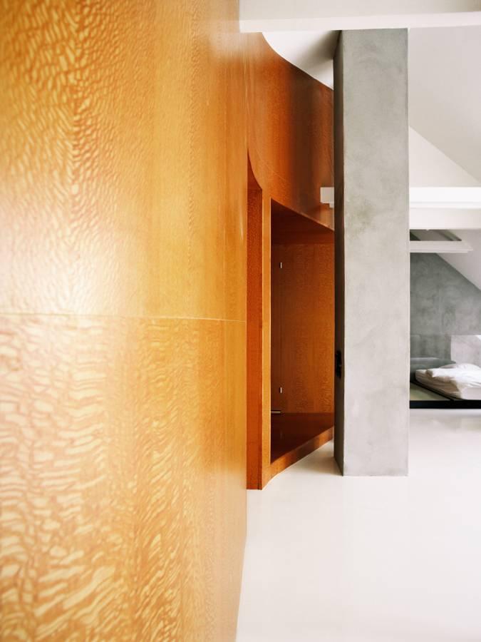 VIOLIN WALL - B-Loft - SPOL Architects