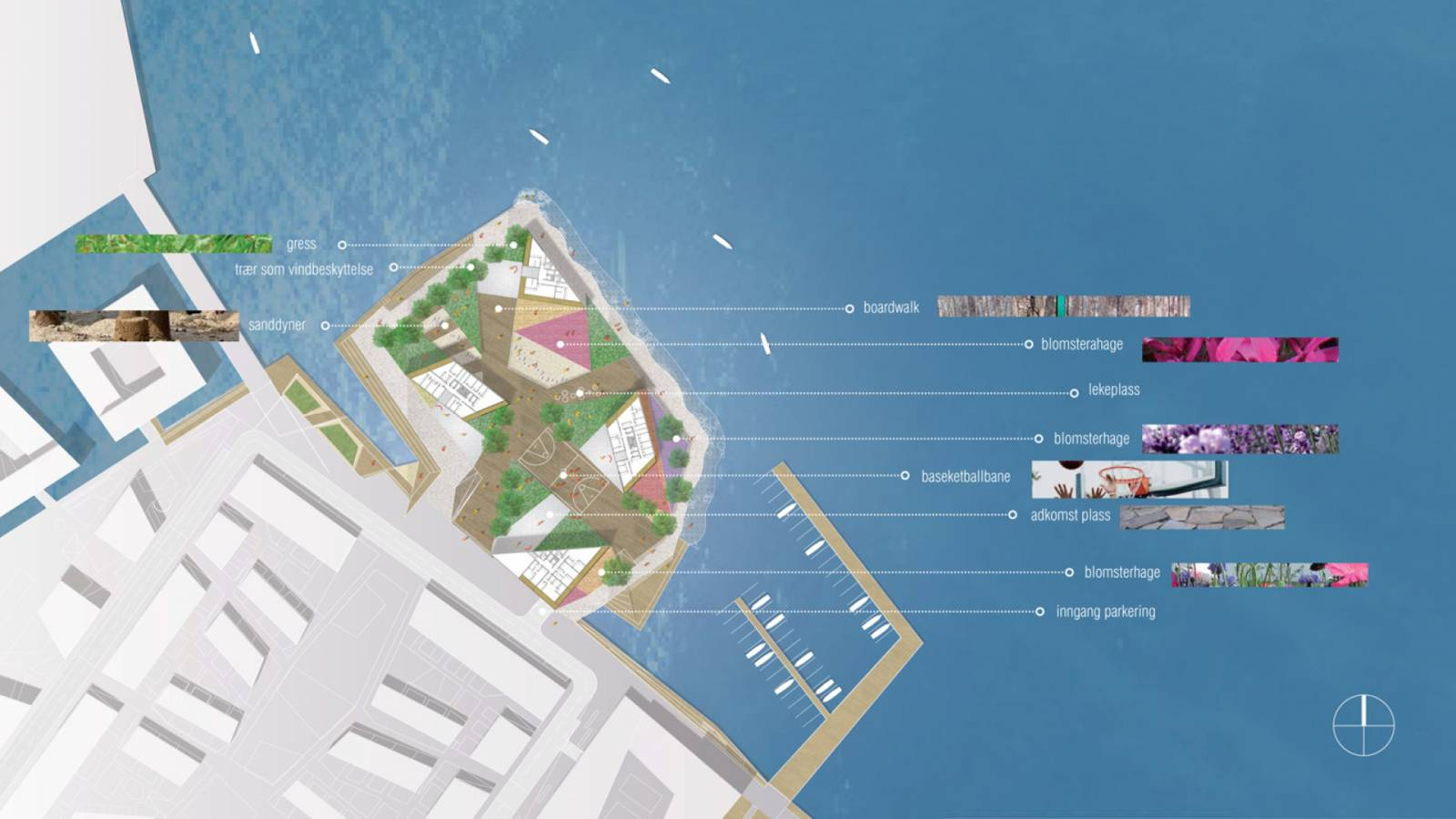 SITE PLAN - Lervig Pier - SPOL Architects