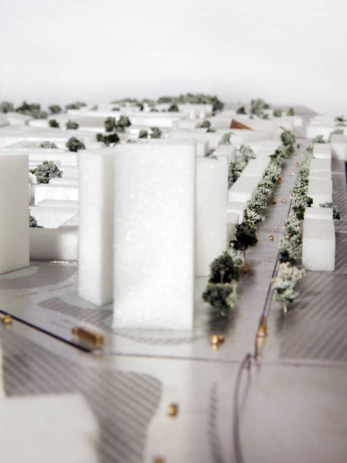 WASATORPS BOULEVARD - Drottninghög - SPOL Architects