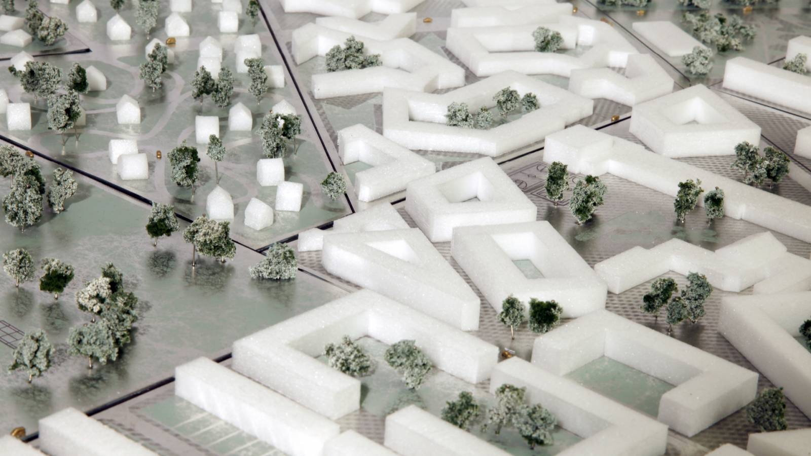 TRANSFORMATION AND NEW DEVELOPMENTS - Drottninghög - SPOL Architects
