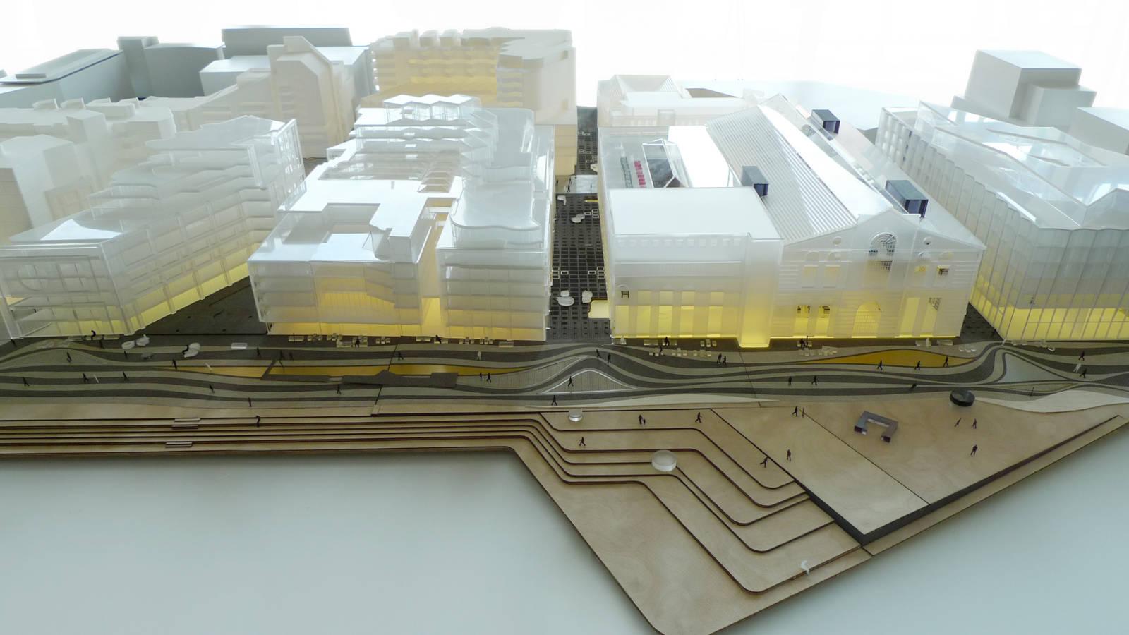 BOARDWALK - Aker Brygge Masterplan - SPOL Architects