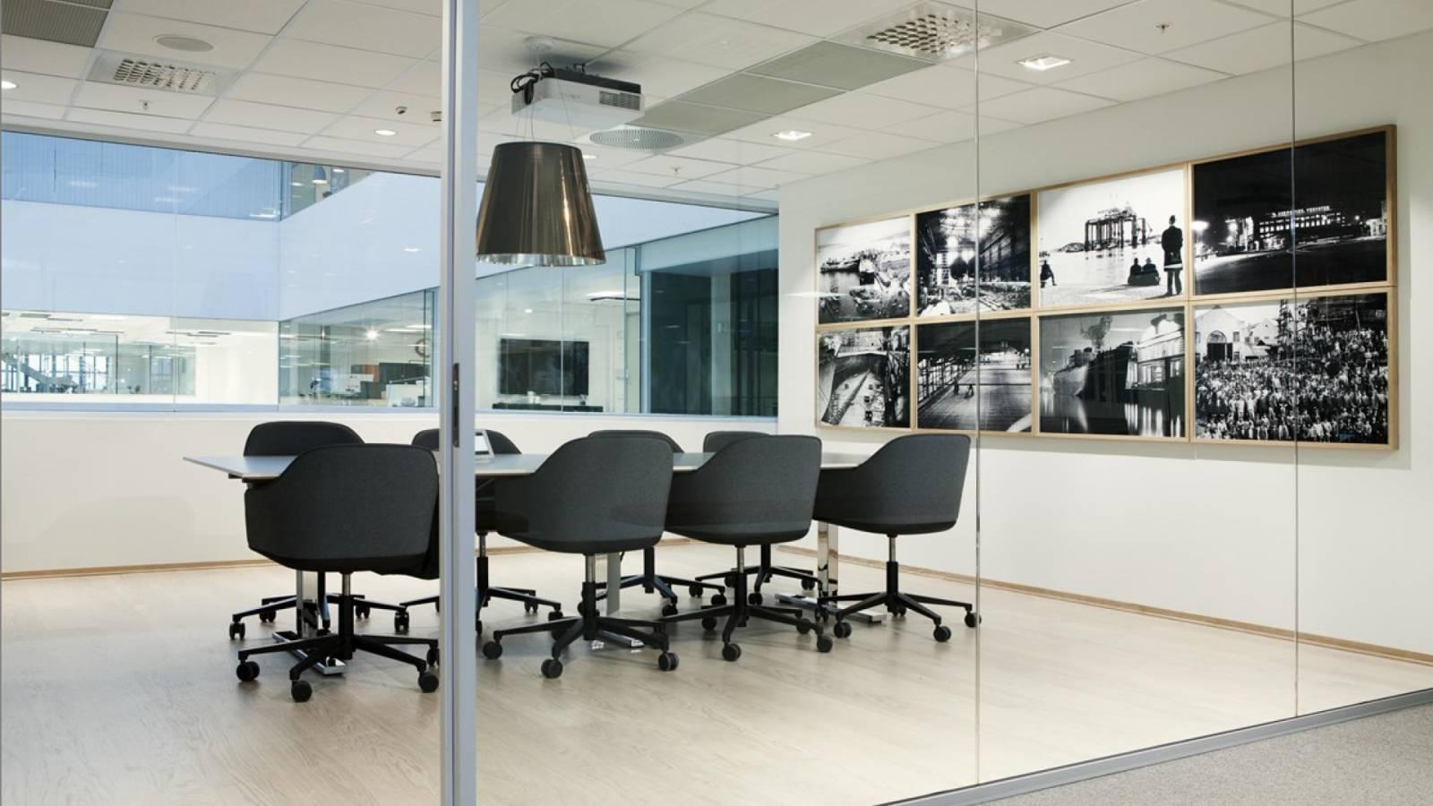 OFFICE NPRO - Akers Mek Verksted - SPOL Architects