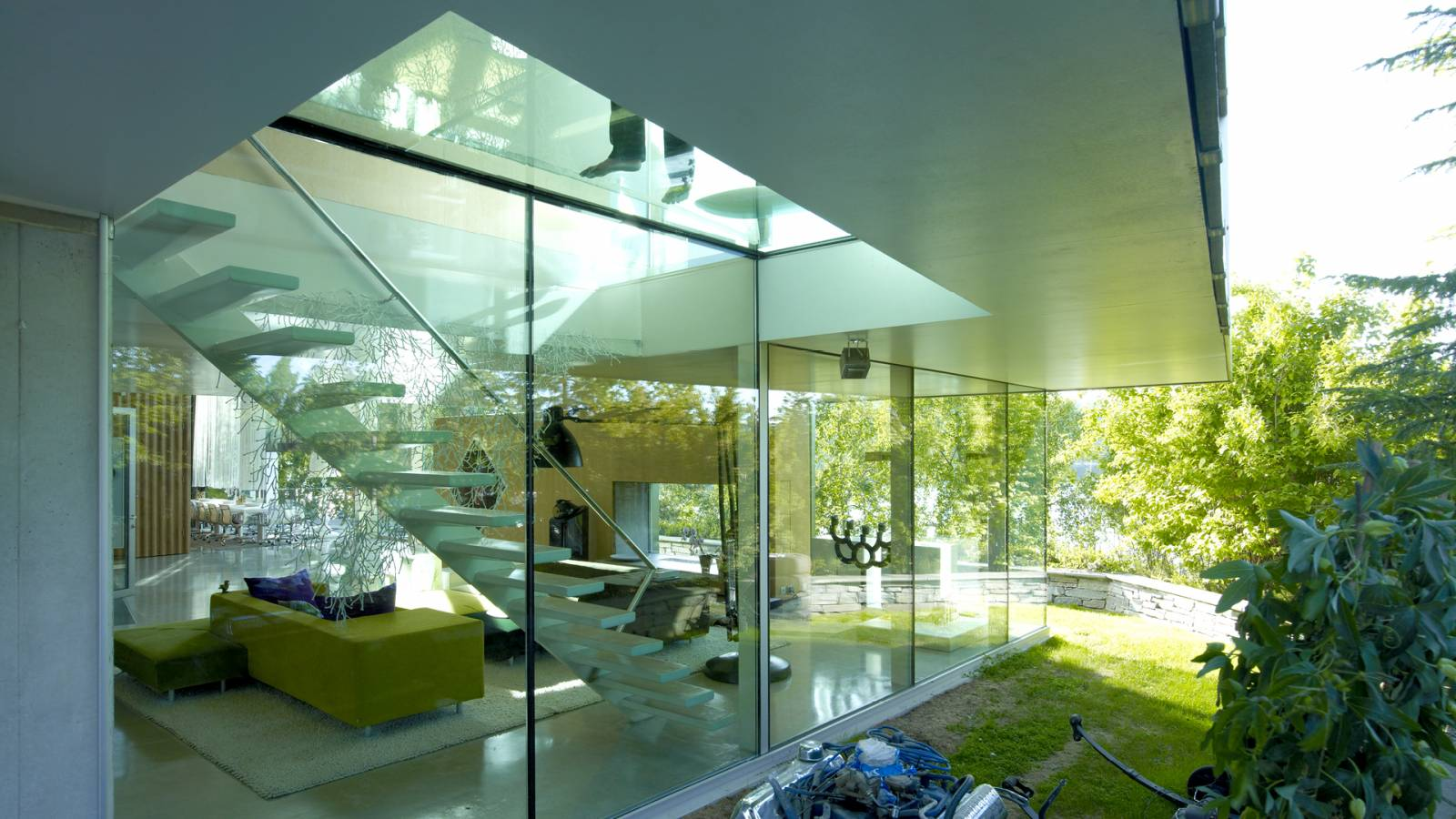 GARDEN VIEW - V-House - SPOL Architects