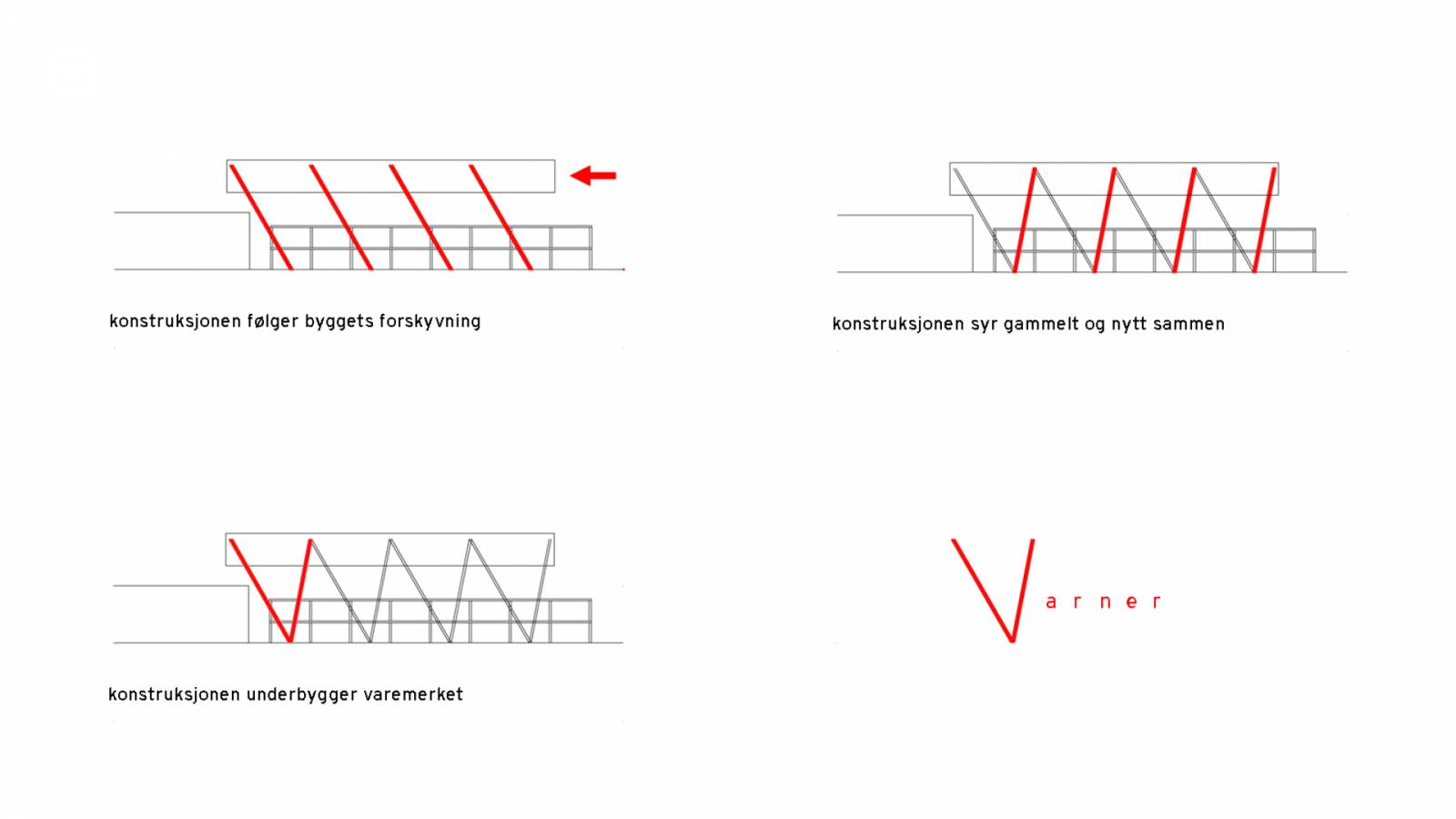 STRUCTURAL DIAGRAM - Varner HQ - SPOL Architects