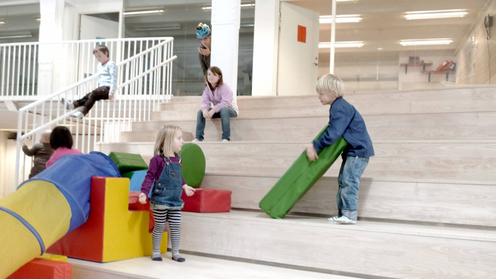 PLAY - Ny York Cultural kindergarten - SPOL Architects