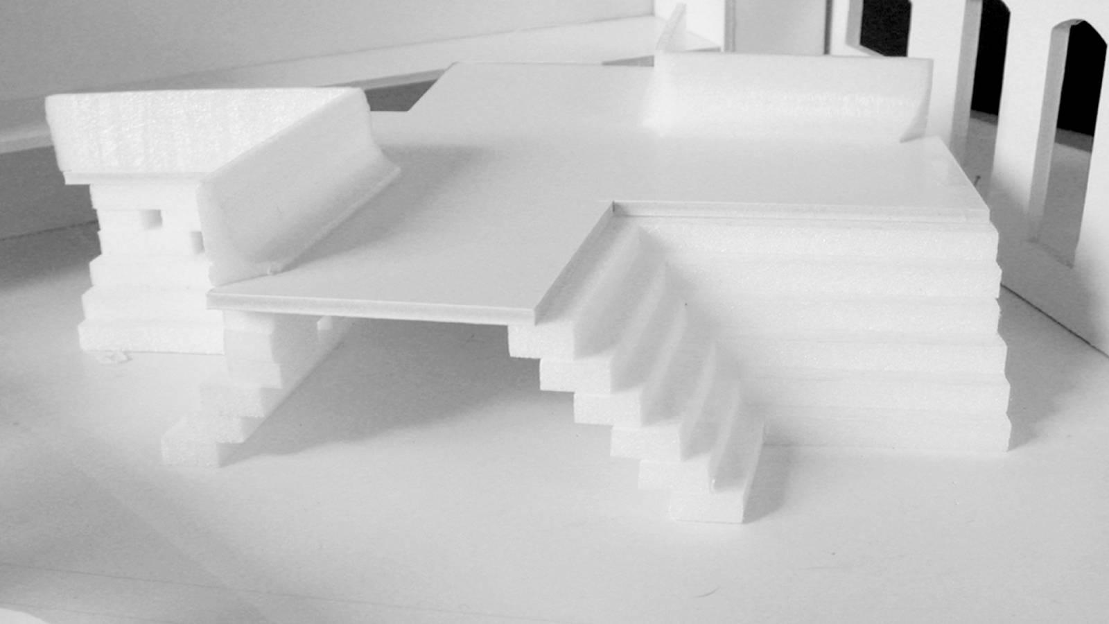 MODEL CONCEPT 1 - Ny York Cultural kindergarten - SPOL Architects