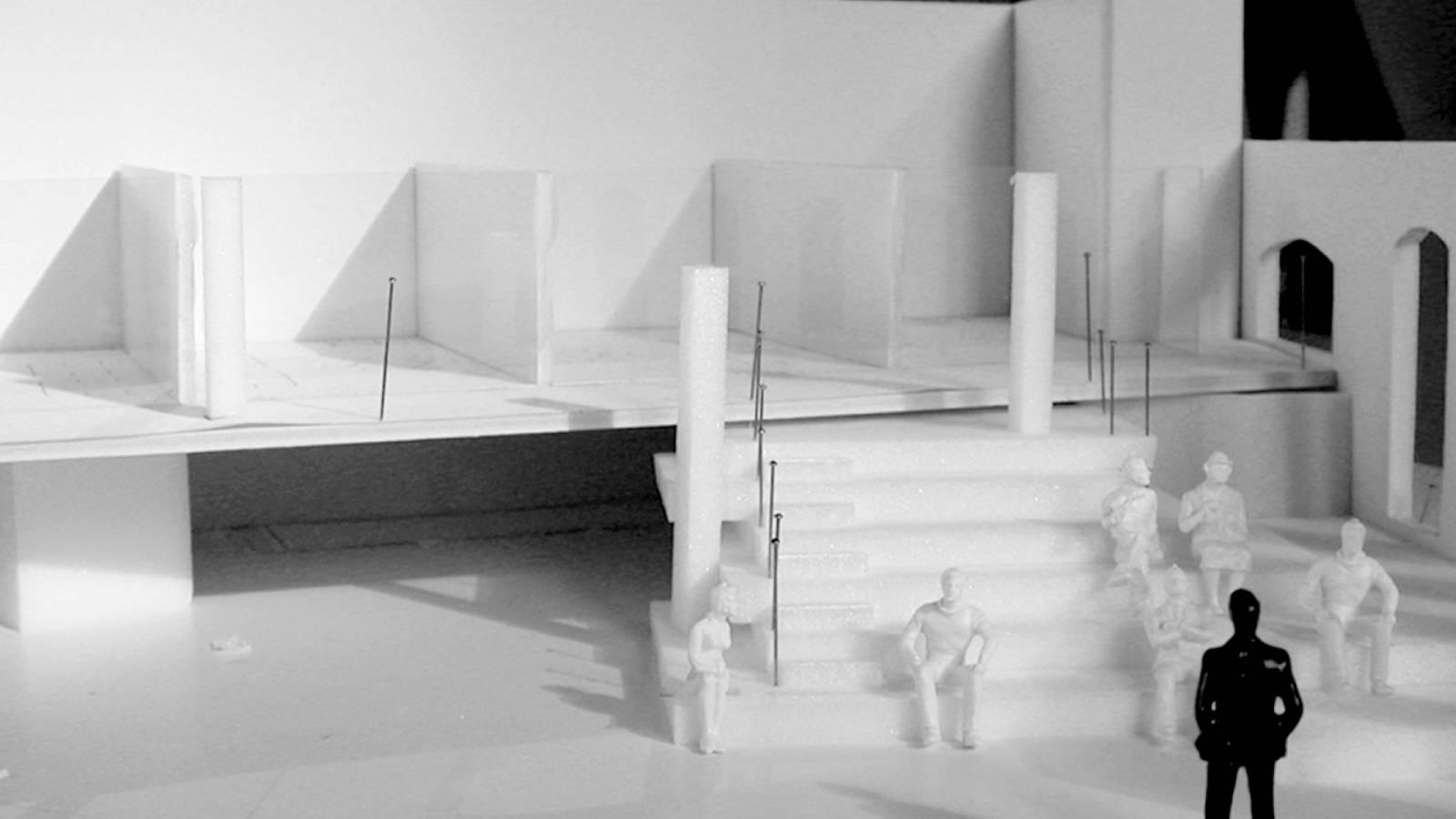 MODEL CONCEPT 4 - Ny York Cultural kindergarten - SPOL Architects