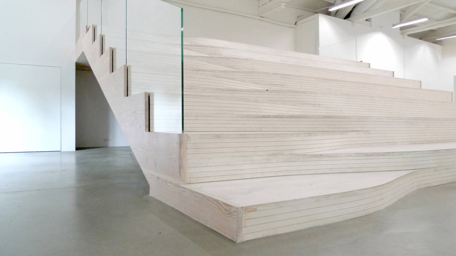 STAIRCASE - Office for Contemporary Art - SPOL Architects