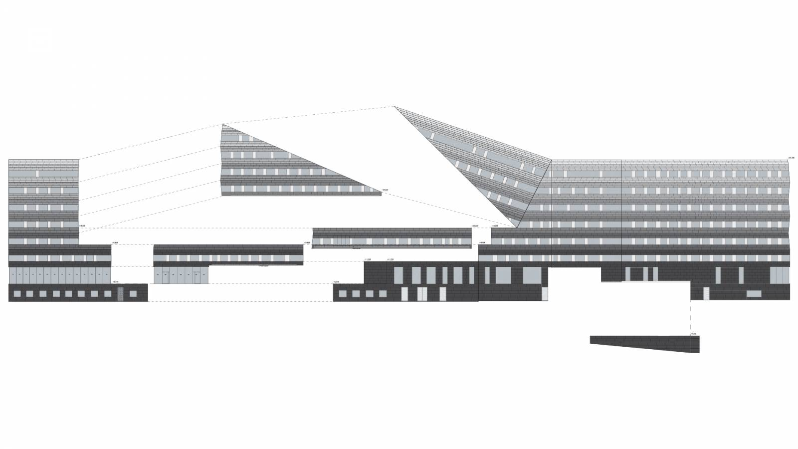 FACADE UNWRAPPED - Aviation Authority HQ - SPOL Architects