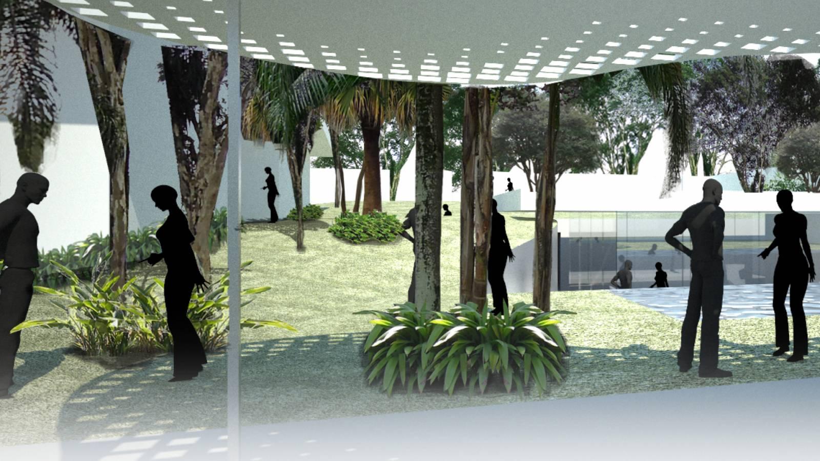 UNDER CANOPY - São Paulo Art Pavillion - SPOL Architects