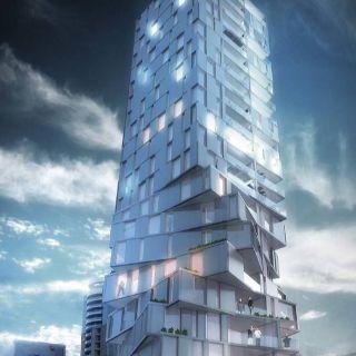 B000_Huma_Tower_SPOL_Architects_2_Street view