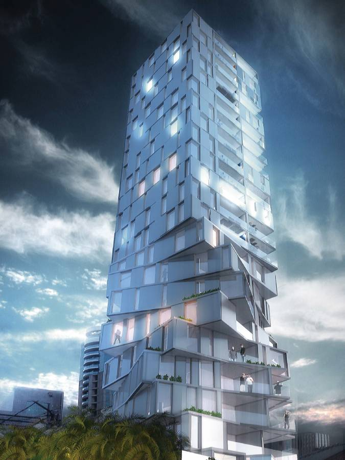 STREET VIEW - Itaim Tower - SPOL Architects