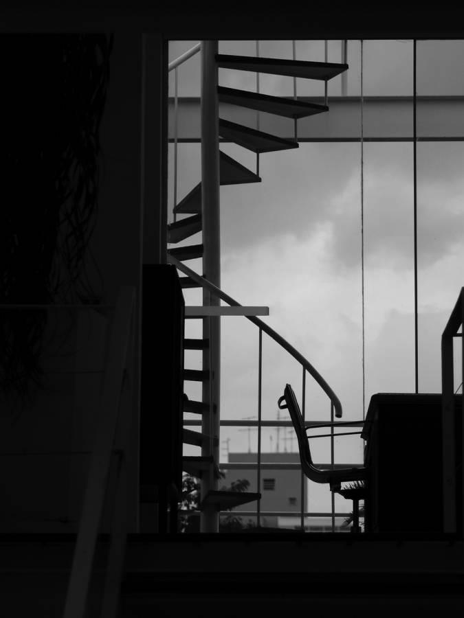INTERIOR DETAIL - Zeppelin Films - SPOL Architects