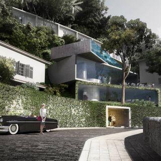 B101_Hotel_Aprazivel_SPOL_Architects_1_Approach