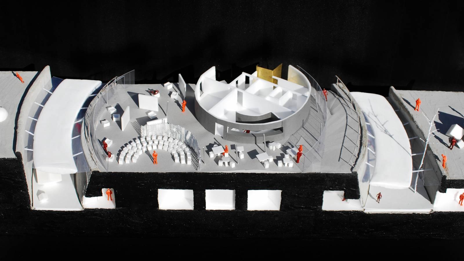 EVENT SPACE - Forte São Marcelo - SPOL Architects