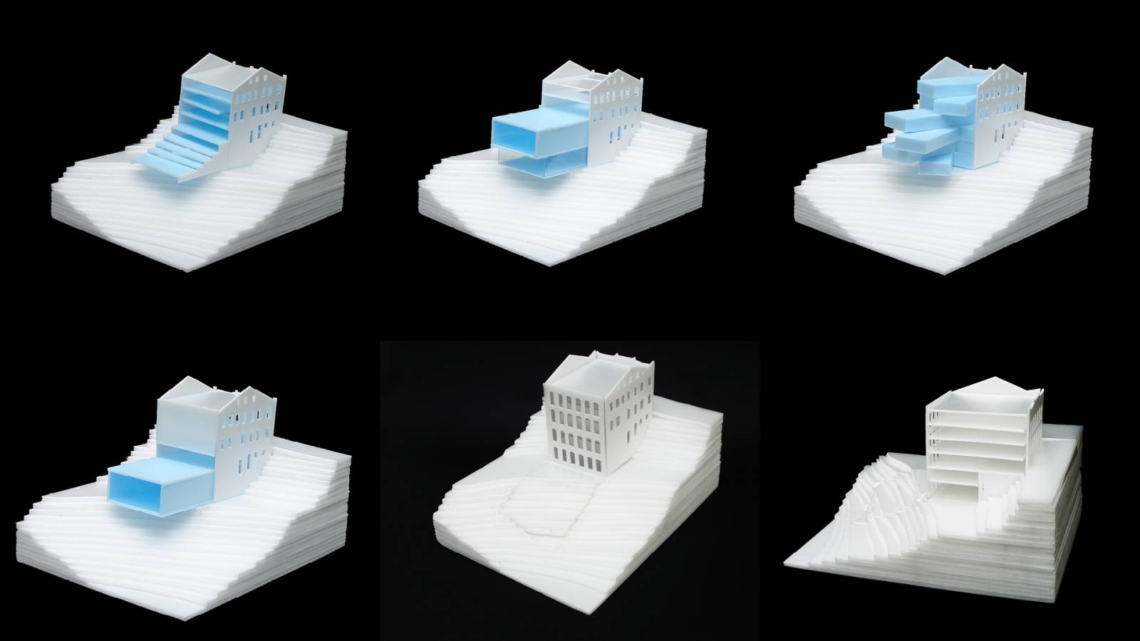 CONCEPT STUDIES - Sodré - SPOL Architects