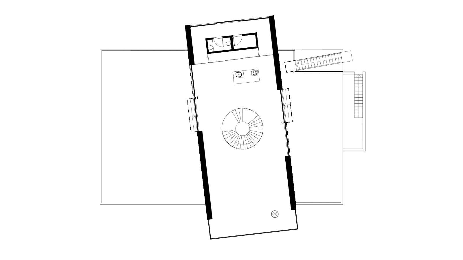 1ST FLOOR PLAN - CPH HOUSE - SPOL Architects