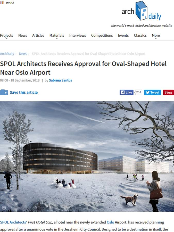 press_archdaily_18th_september_first_hotel_osl_spol_architects