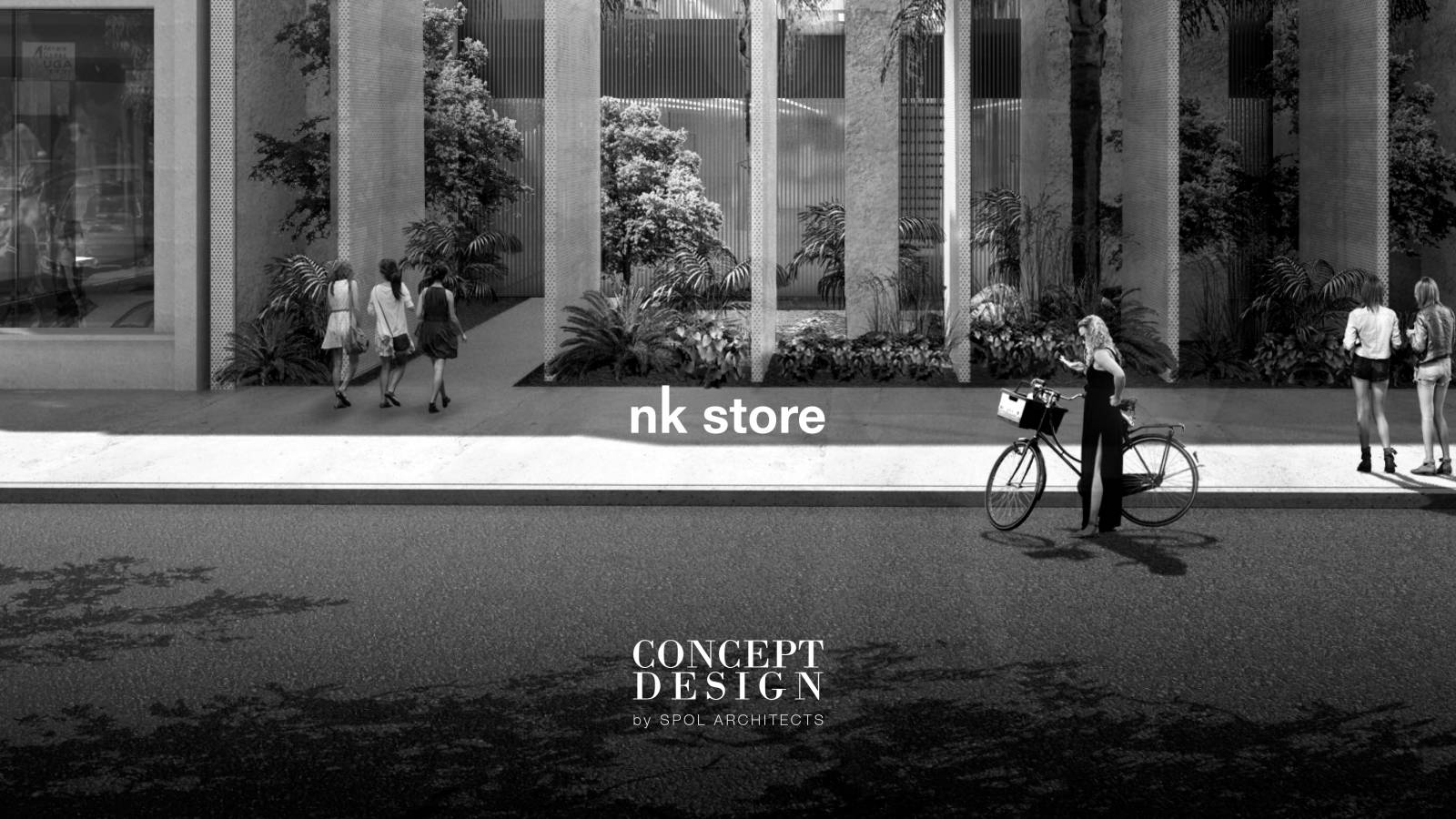 NK STORE - NK Store - SPOL Architects