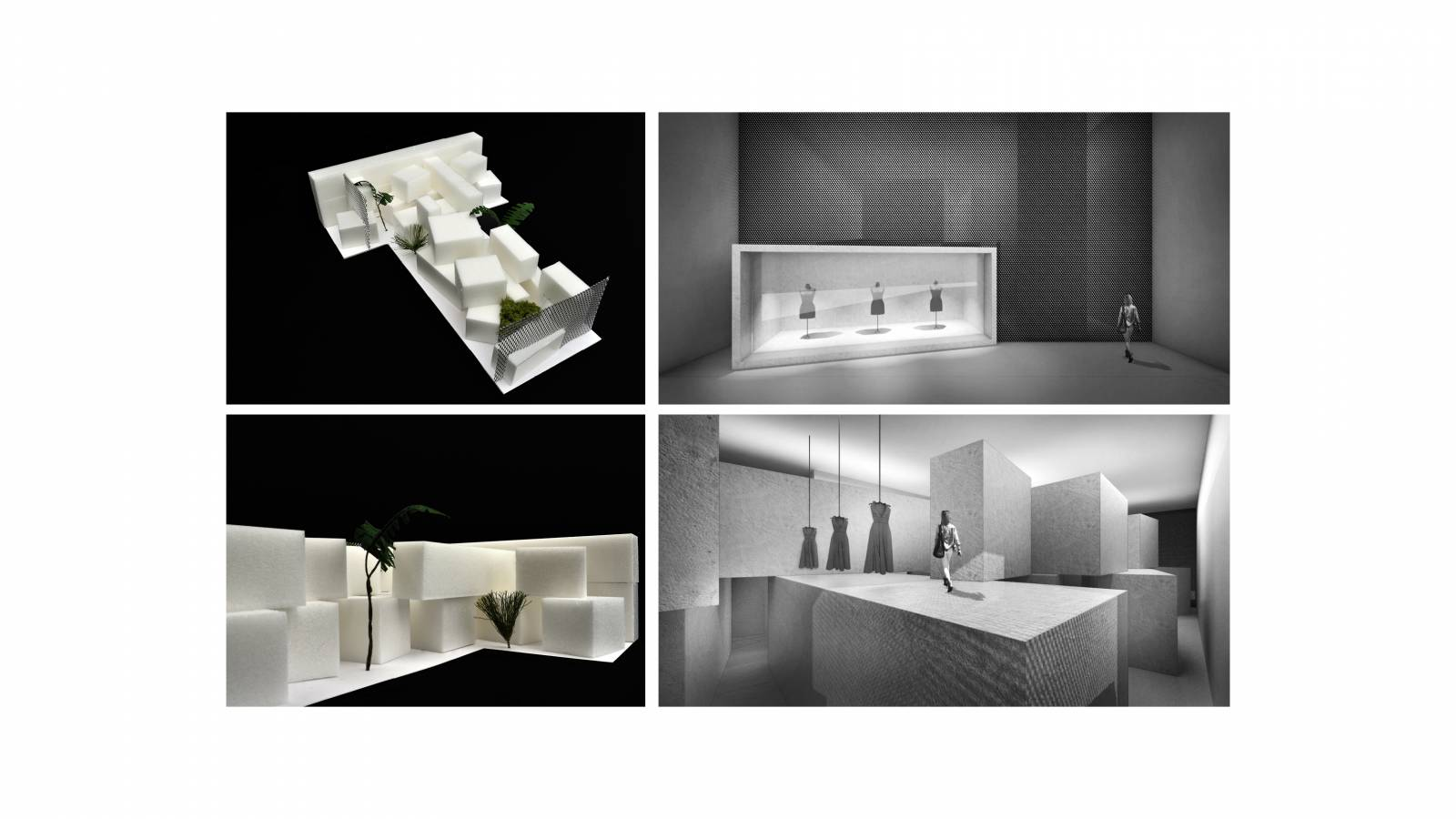 CONCEPT ELEMENTS - NK Store - SPOL Architects