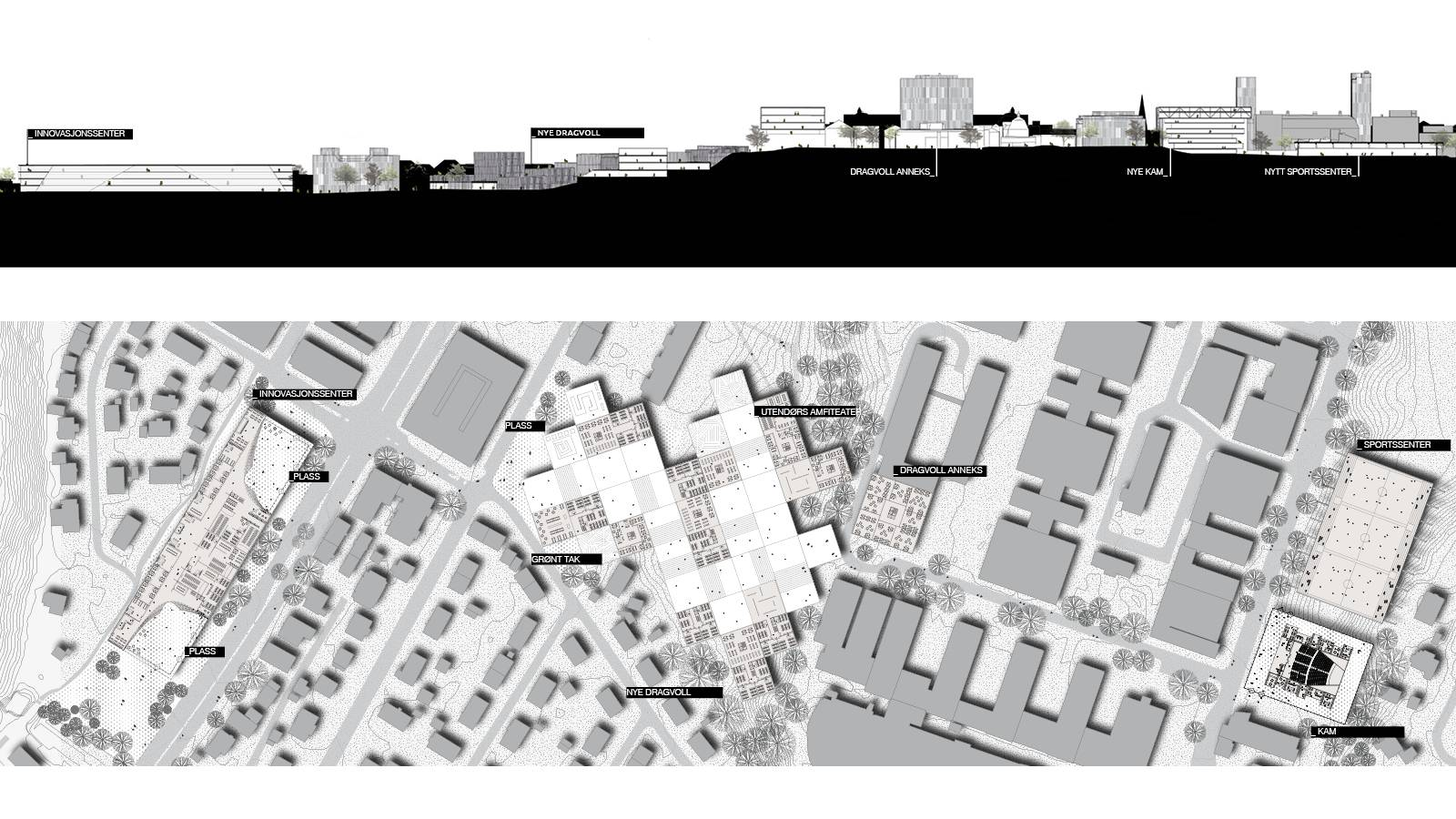 NEW CAMPUS PLAN - NTNU – Open Campus - SPOL Architects