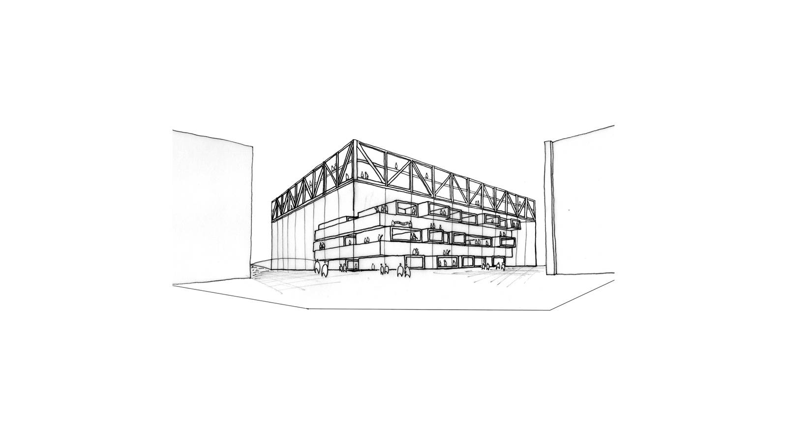 ART, ARCHITECTURE AND MUSIC SCHOOL - NTNU – Open Campus - SPOL Architects