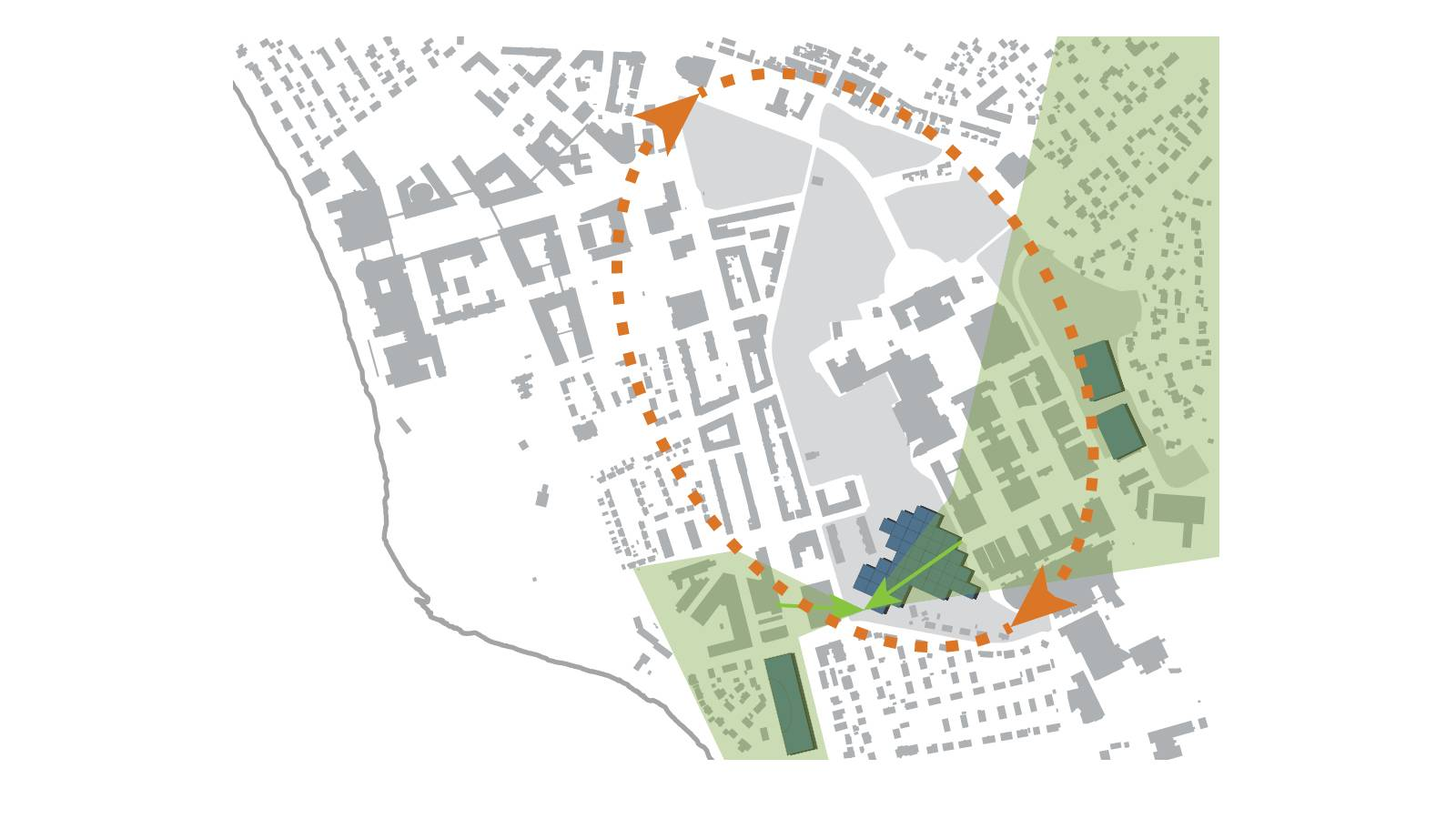 COMMUNITY - NTNU – Open Campus - SPOL Architects