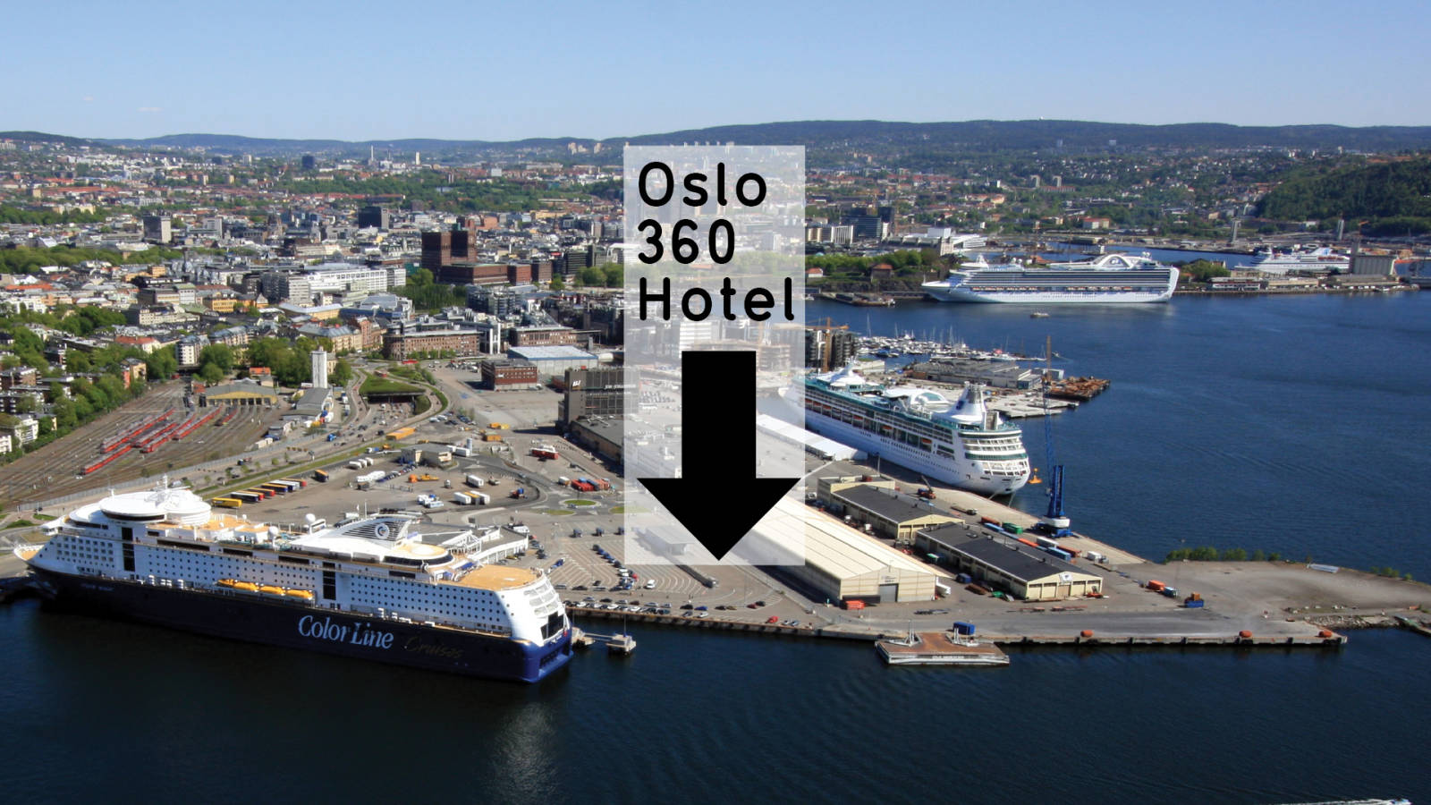 HOTEL DEVELOPMENT - Filipstad Ferry Terminal - SPOL Architects