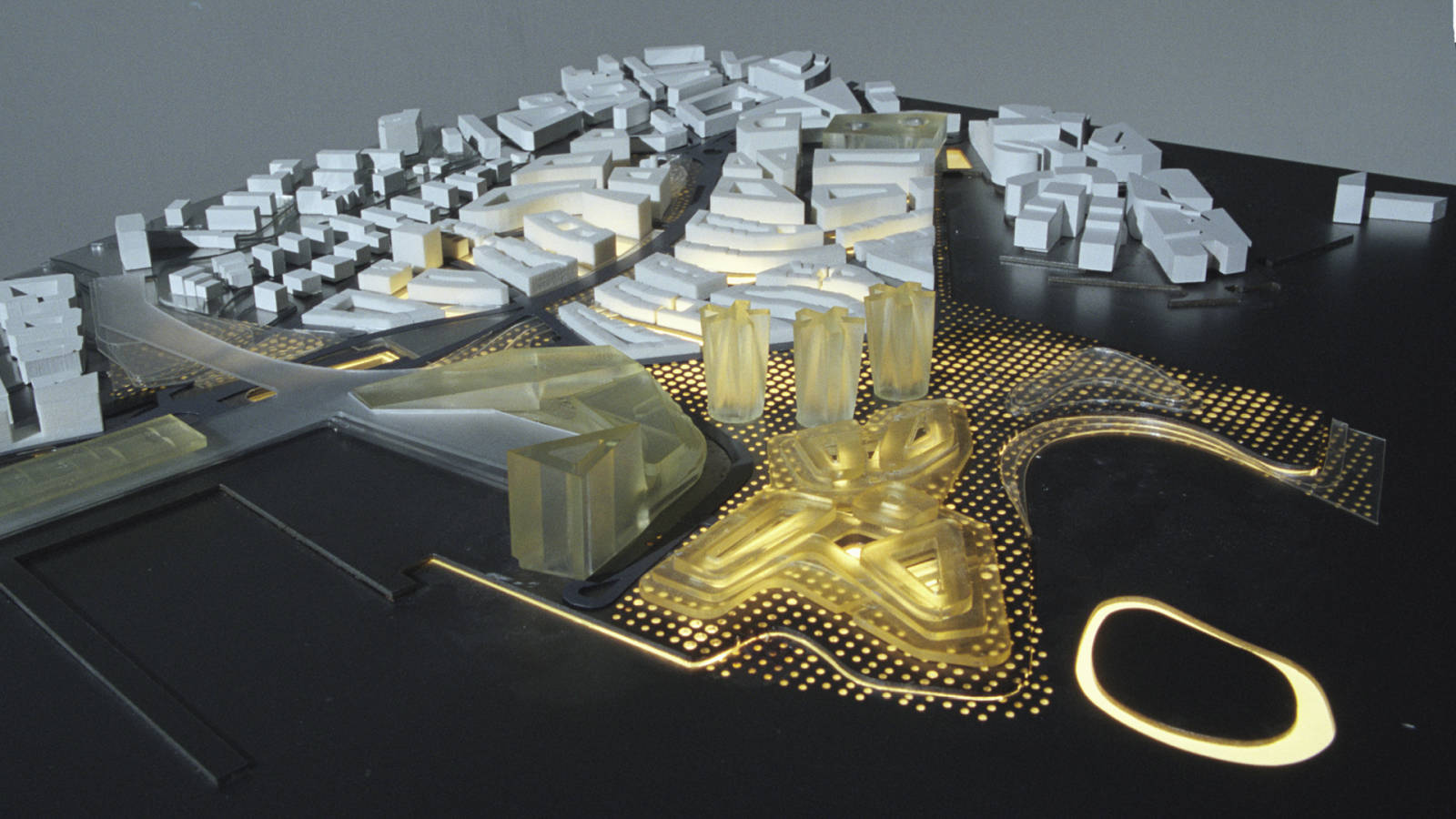 COMPETITION MODEL - Filipstad Ferry Terminal - SPOL Architects
