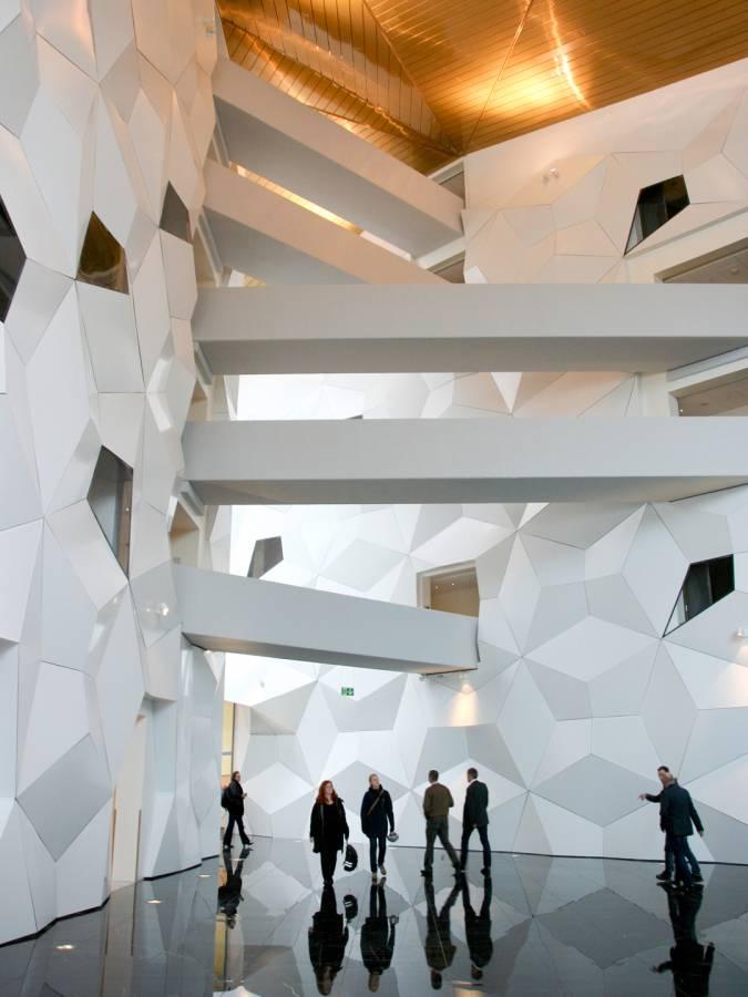 ATRIUM - Clarion Hotel & Congress - SPOL Architects