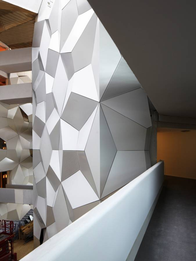 HOTEL CORRIDOR - Clarion Hotel & Congress - SPOL Architects