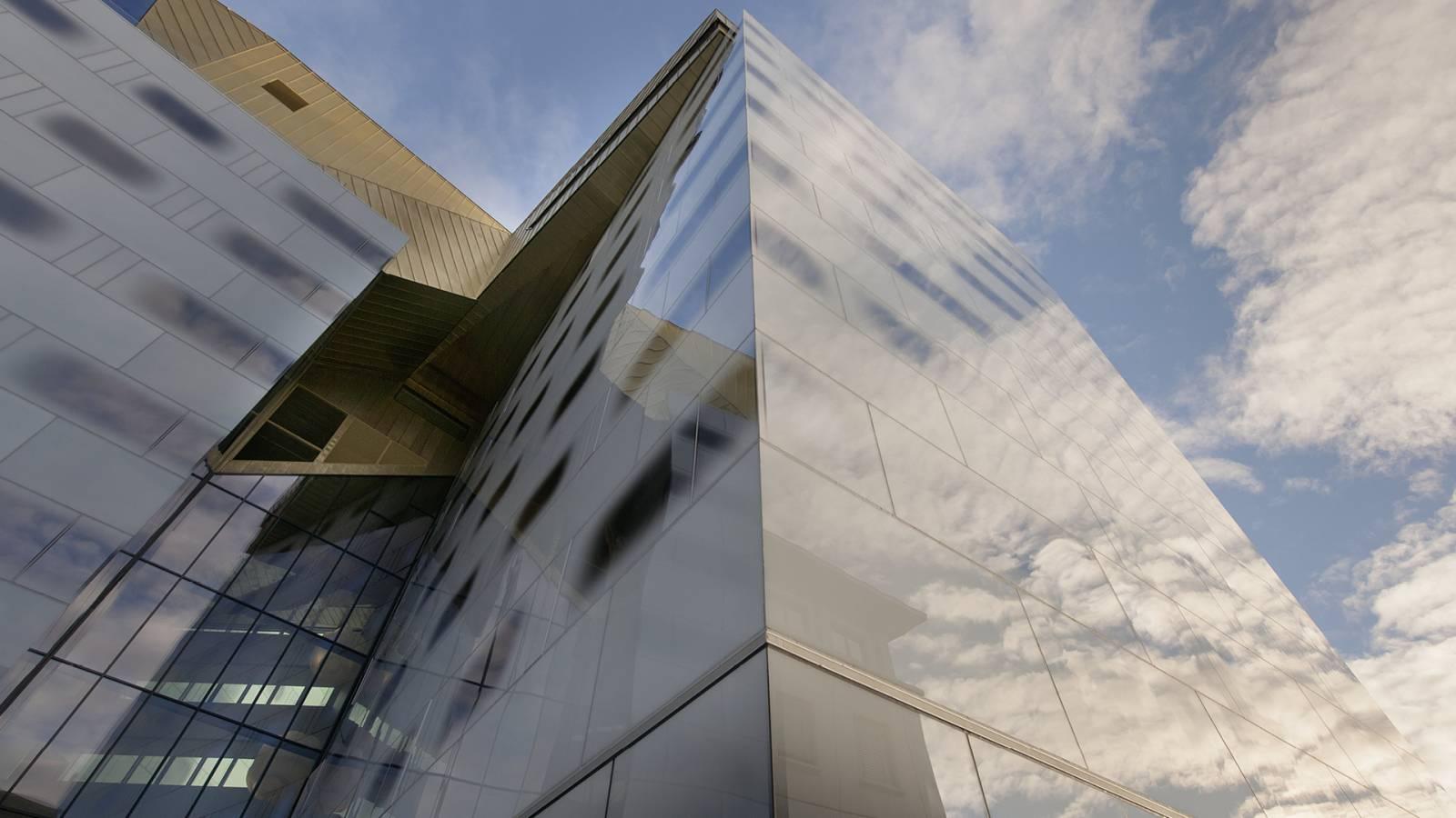 HOTEL FACADE - Clarion Hotel & Congress - SPOL Architects