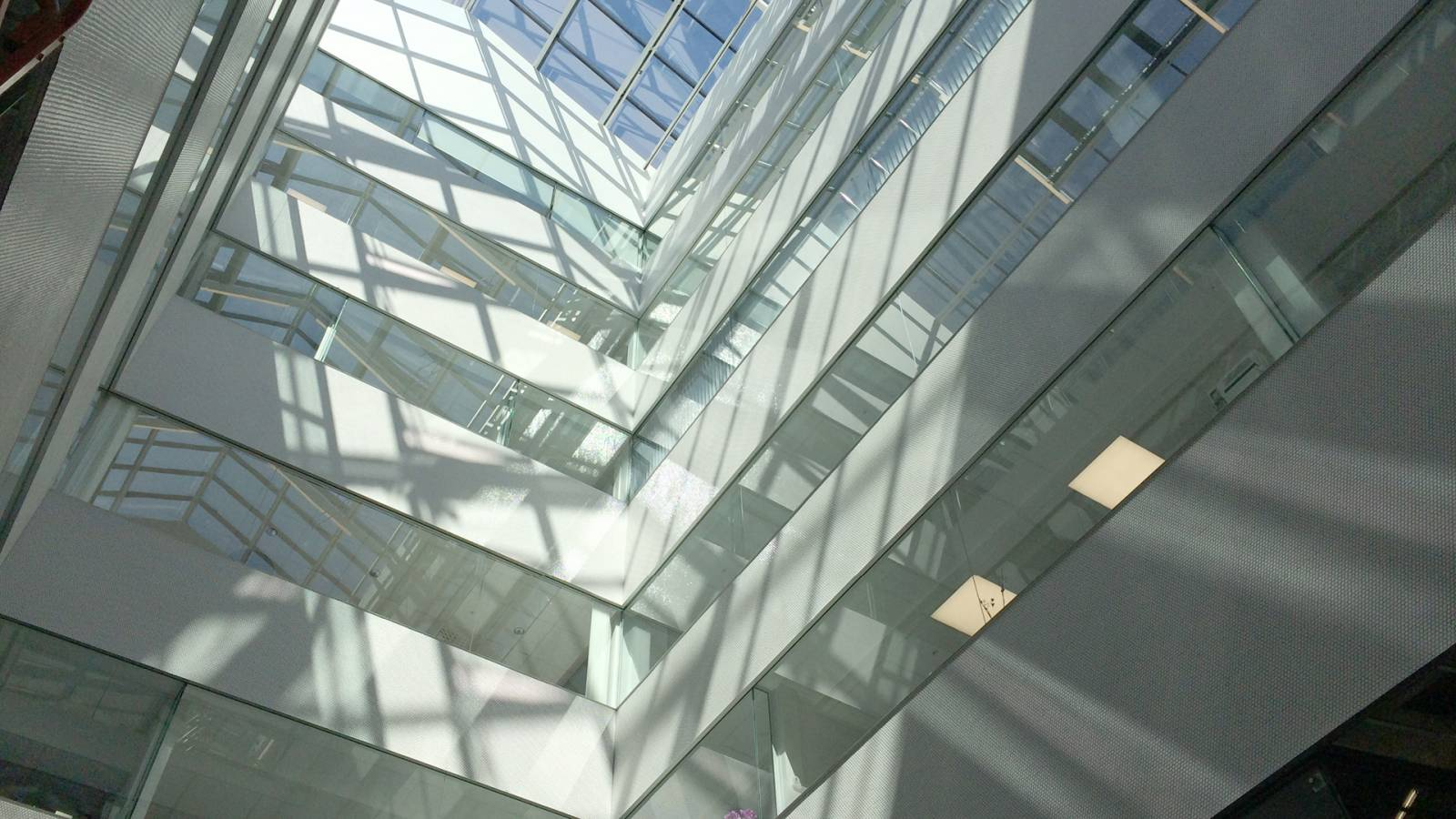 ATRIUM TOP - Akers Mek Verksted - SPOL Architects