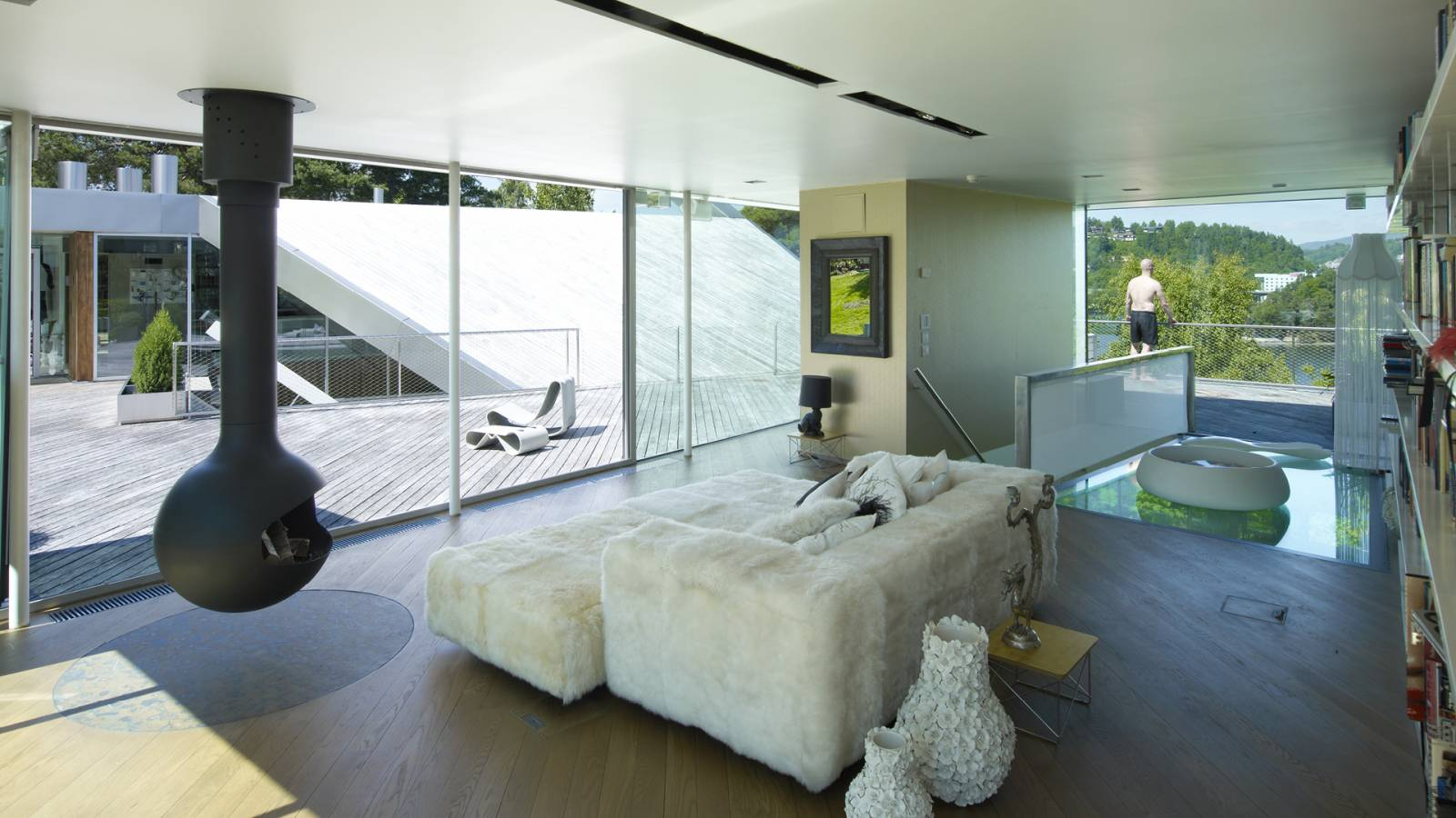 GUEST ROOM - V-House - SPOL Architects