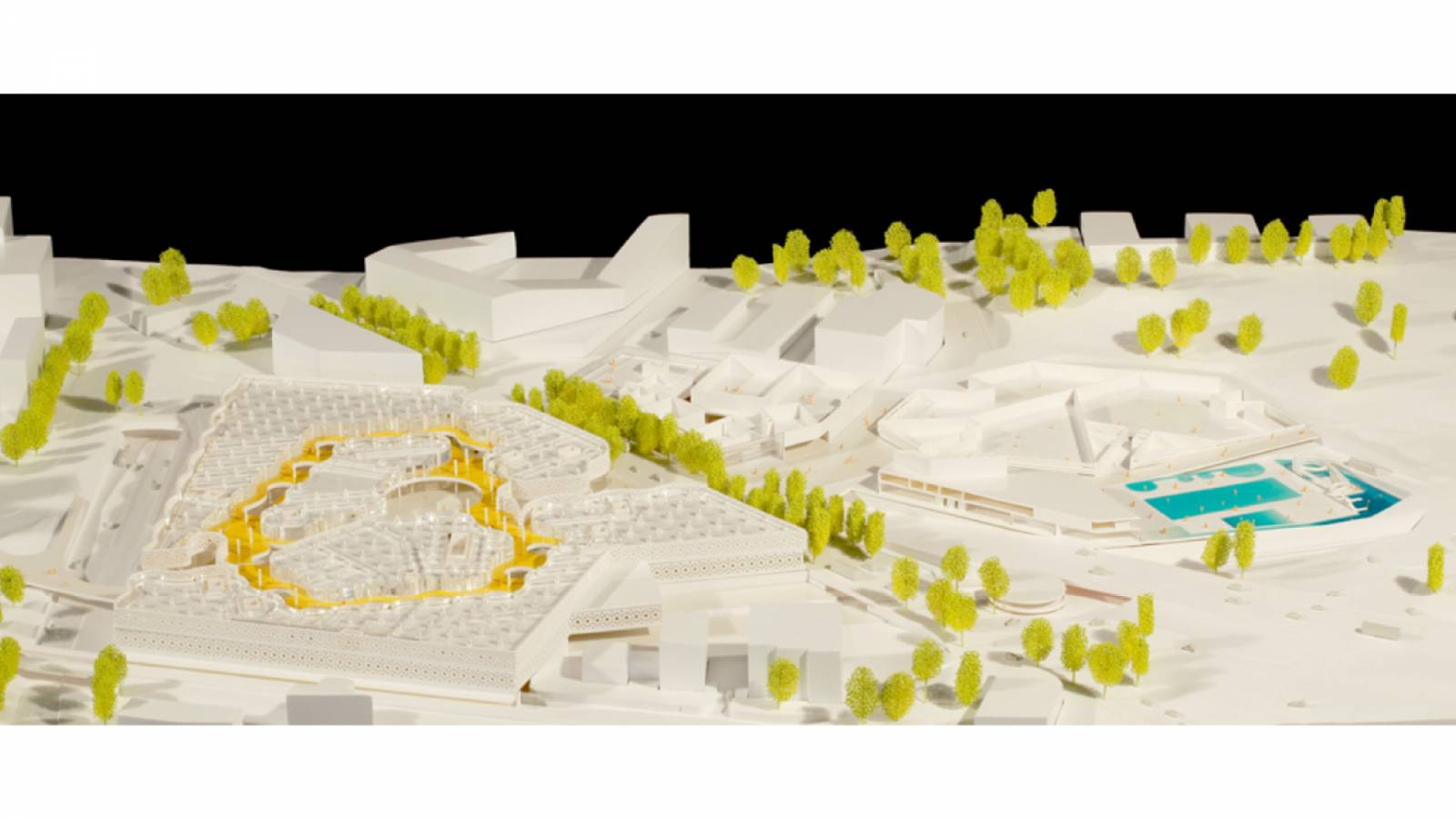 MODEL SHOPPING - Økern Centre - SPOL Architects