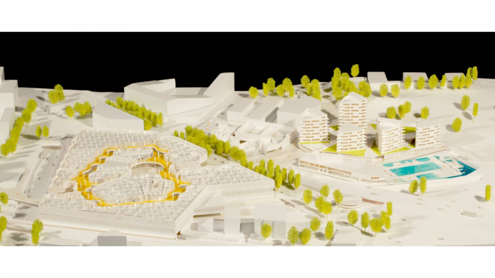 MODEL HOUSING - Økern Centre - SPOL Architects