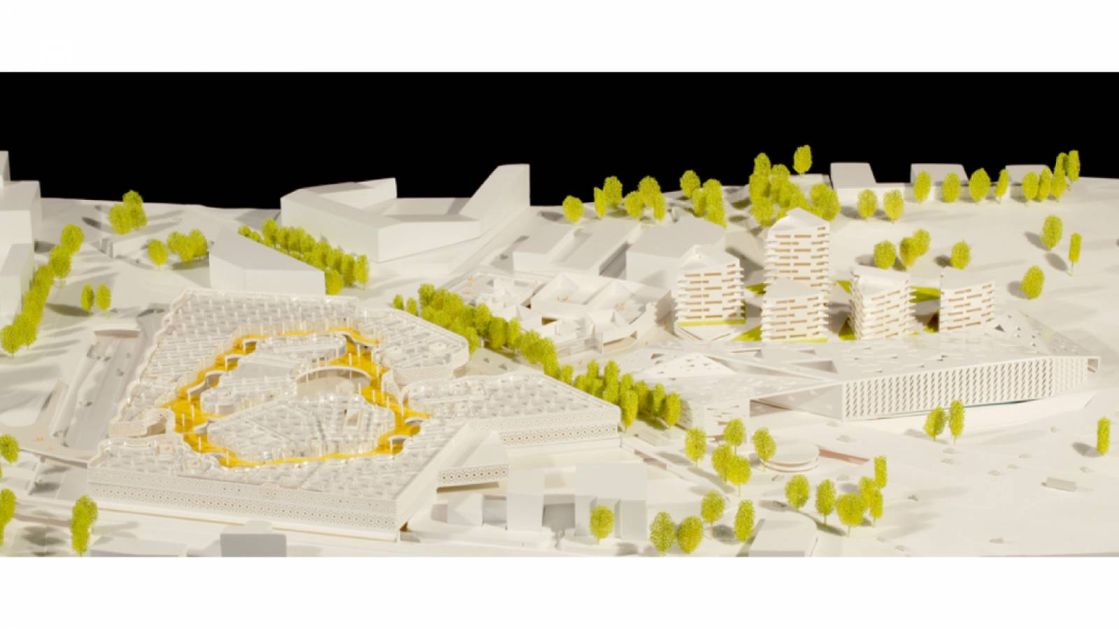 MODEL CULTURE - Økern Centre - SPOL Architects