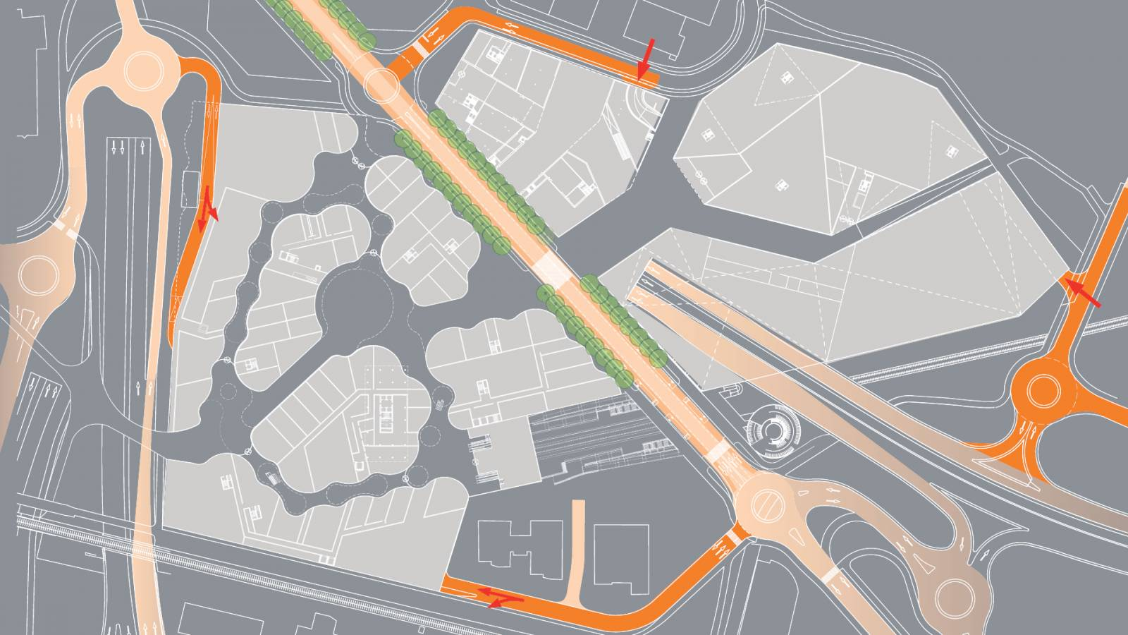 ARCHITECTS_6_ROADS - Økern Centre - SPOL Architects