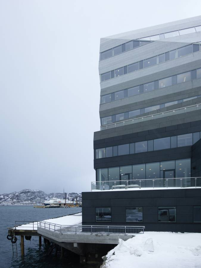 HARBOUR SIDE - Luftfartstilsynet - SPOL Architects