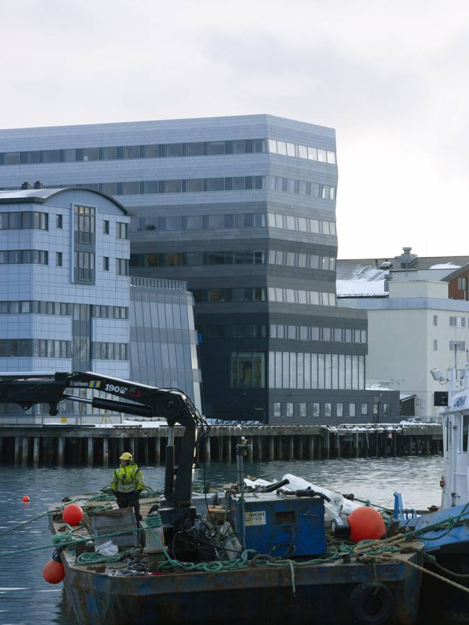 HARBOUR FRONT - Luftfartstilsynet - SPOL Architects