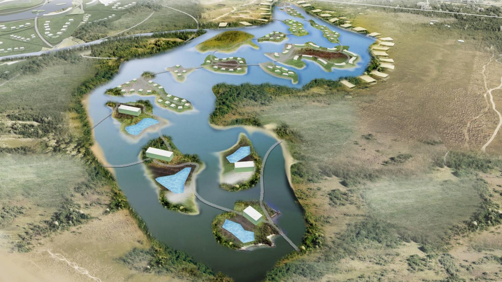 LAKE DISTRICT - Velika Plaza Masterplan - SPOL Architects