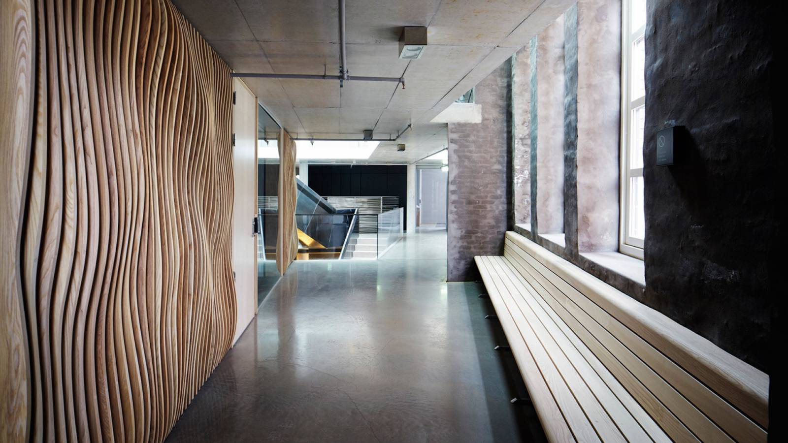 ALONG SOUND STUDIOS - Signal Mediahus - SPOL Architects