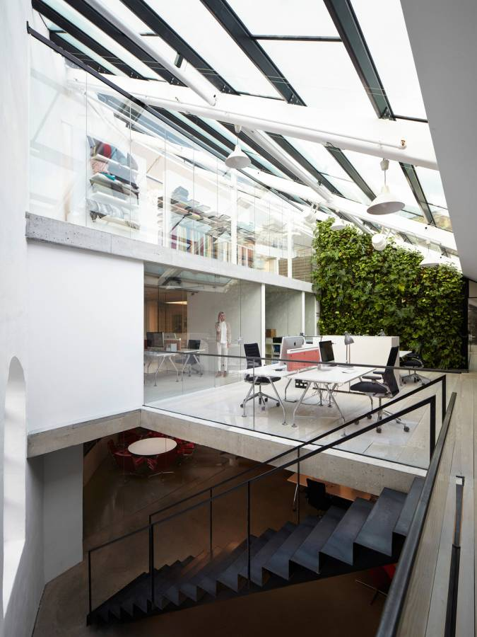 SHARED OFFICE SPACE - Signal Mediahus - SPOL Architects