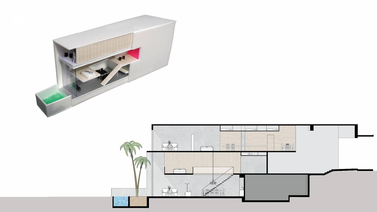 SIMPLEX AND DUPLEX - Salvador Lofts - SPOL Architects