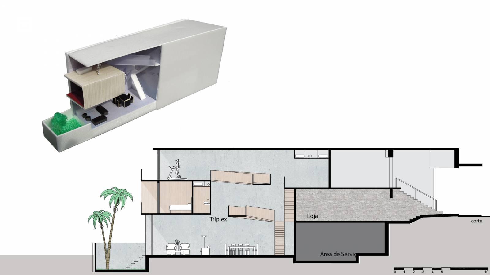 TRIPLEX - Salvador Lofts - SPOL Architects
