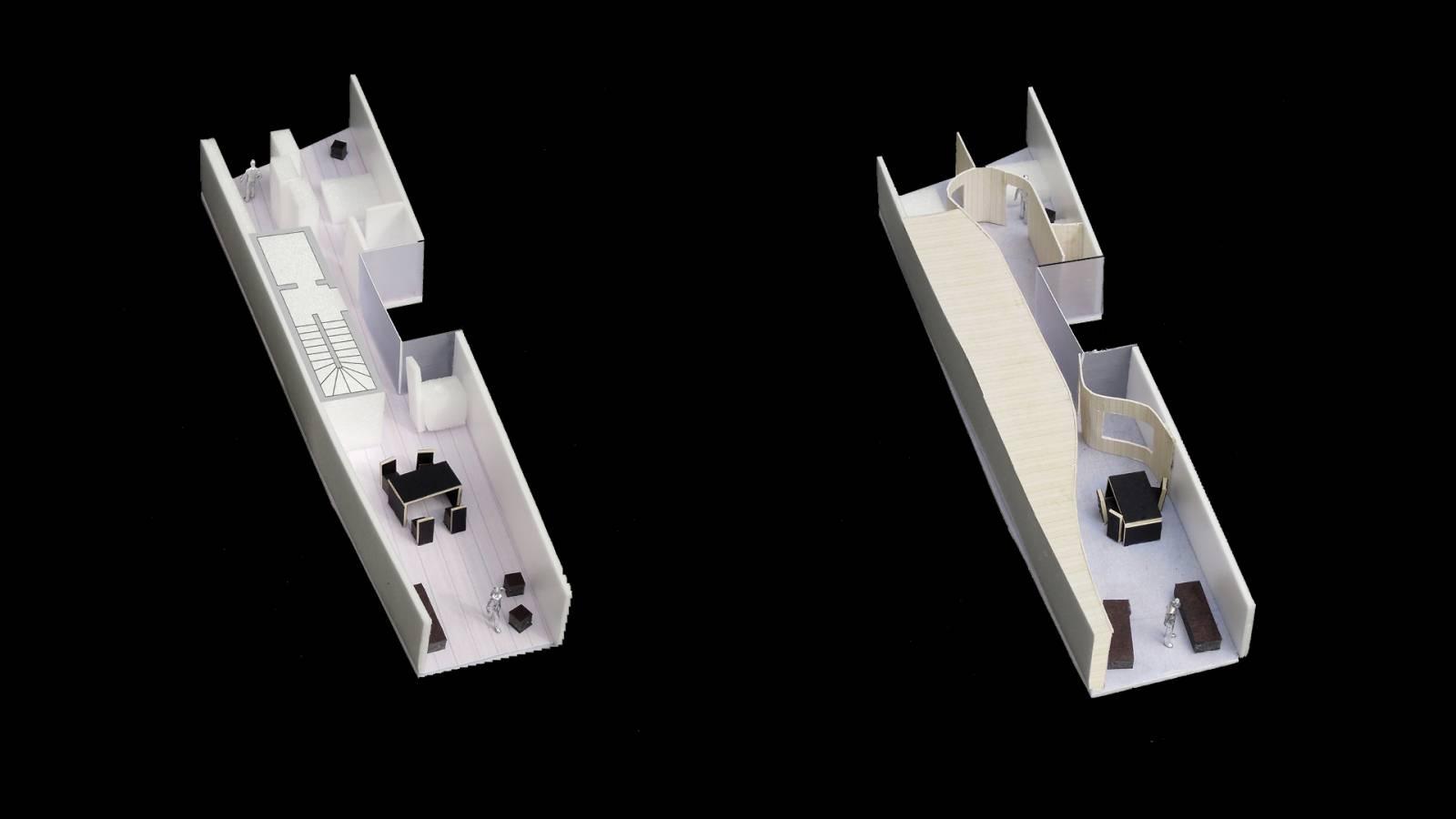 LOFT APT 1 - Salvador Lofts - SPOL Architects