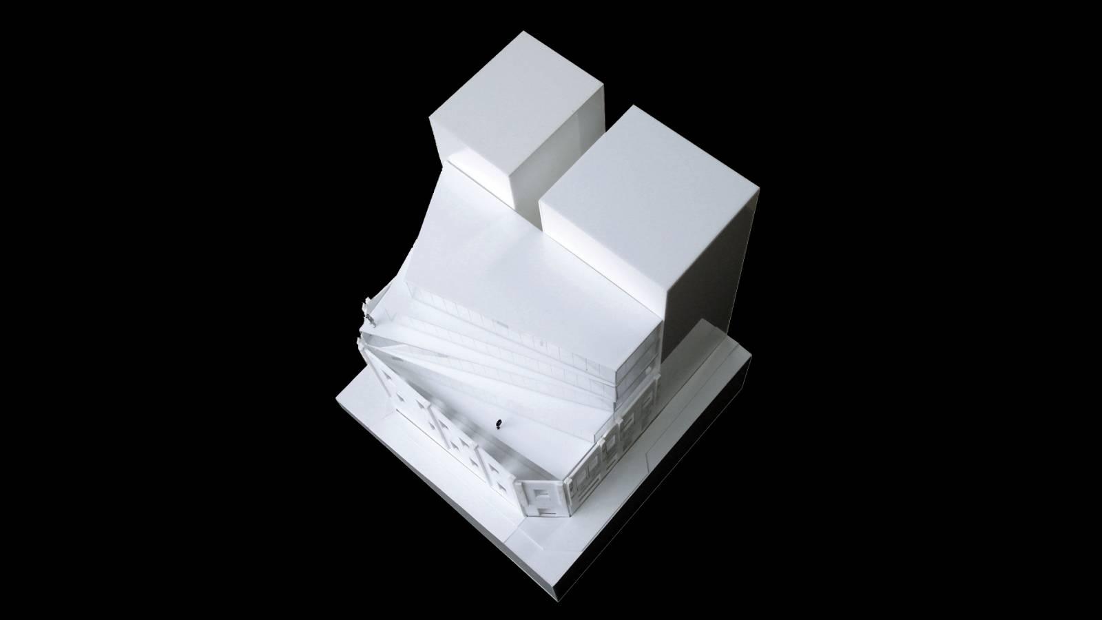 MODEL PHOTO - Delicatessen - SPOL Architects