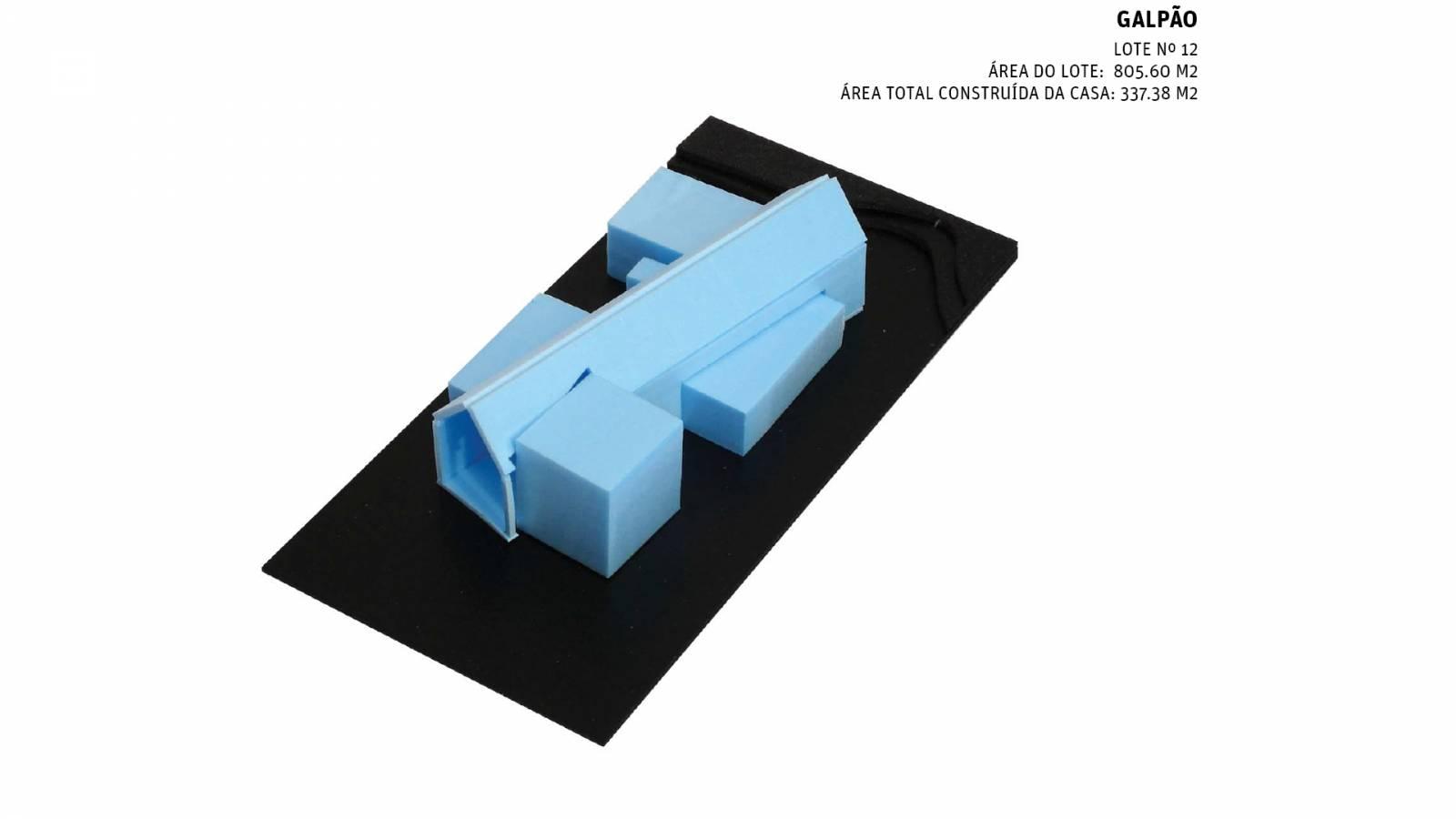 HOUSE #4 - BARN BUILDING - 6 case study houses - SPOL Architects